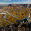 Autoportree Sarekis / Self-Portrait in Sarek